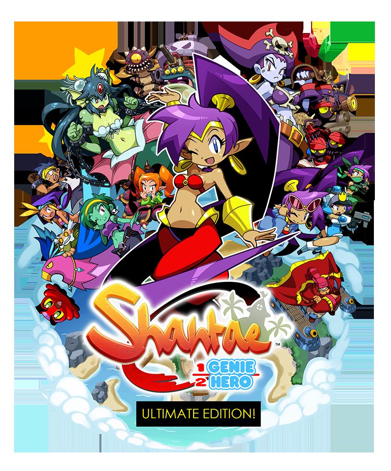 shantae half genie hero ultimate edition day one